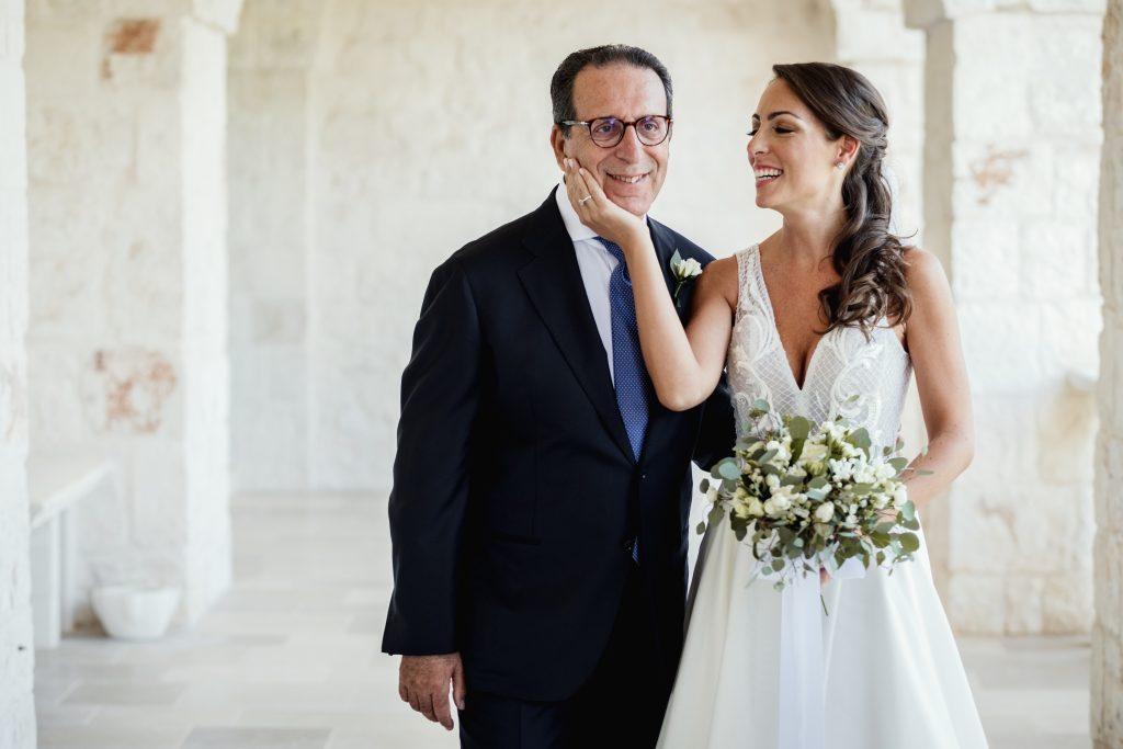 Wedding in Masseria Grieco // M+G