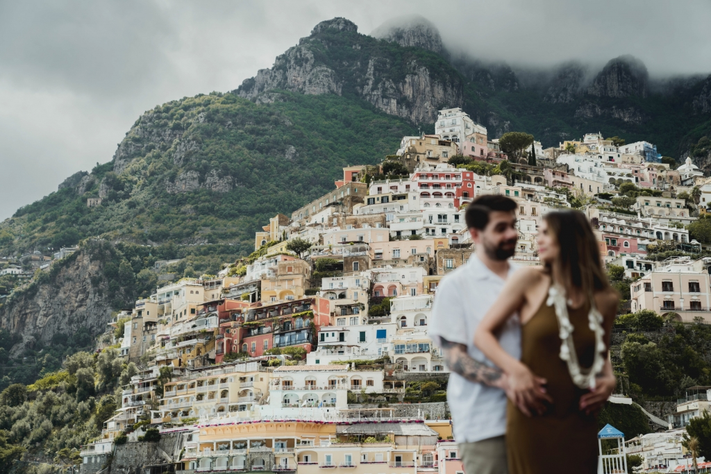 Honeymoon in Positano