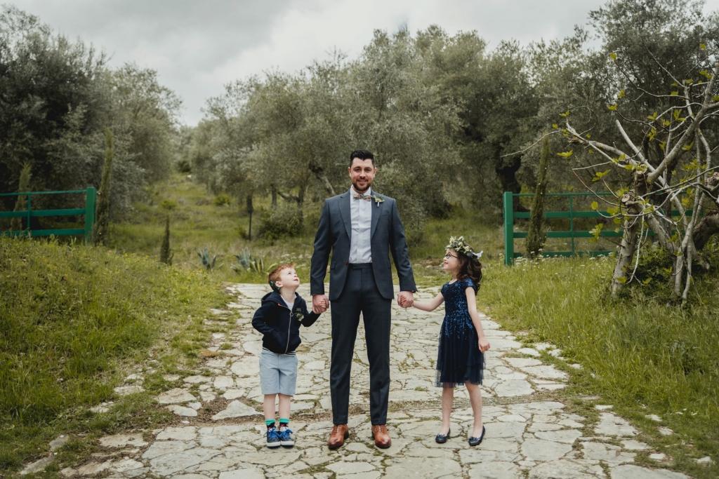 Destination wedding in Umbria - Kim & Mathias - Federica Ariemma
