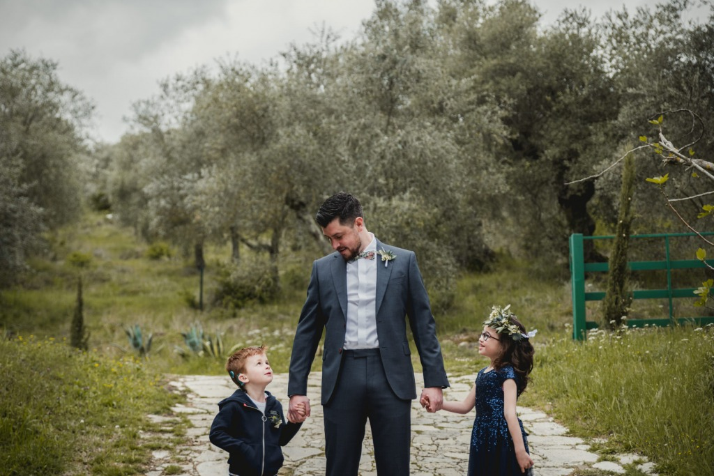 Destination wedding in Umbria // K+M