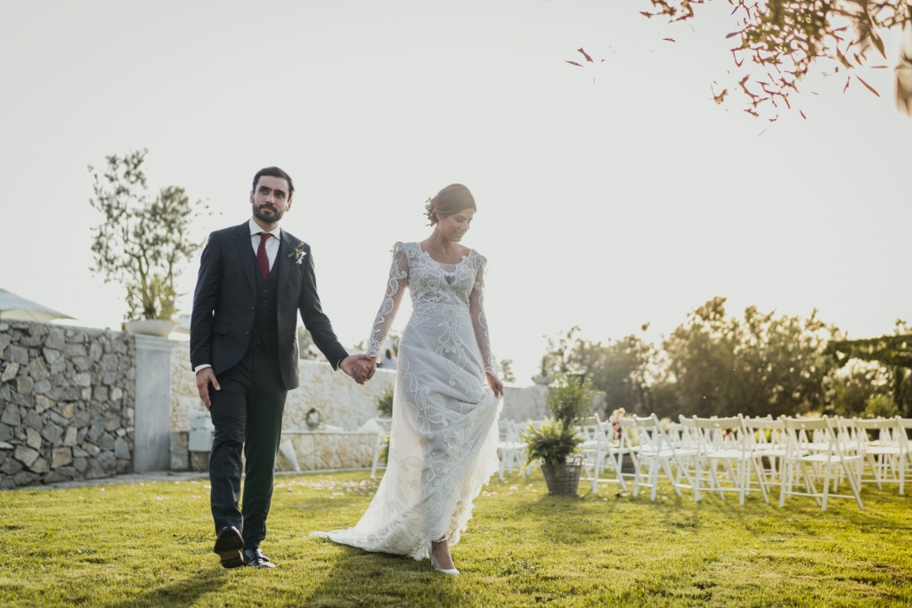 Wedding in Villa Anna Belle // S+V