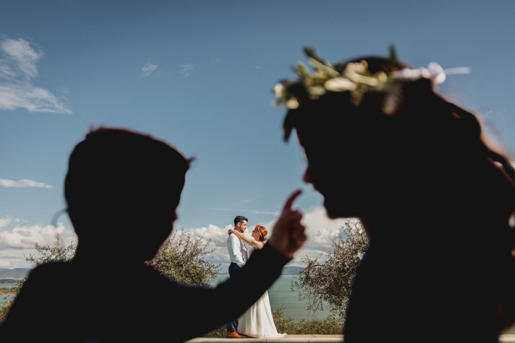 Wedding in Umbria // K+M