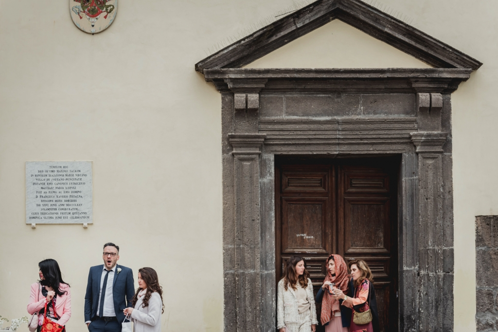 Wedding in Castello Medioevale