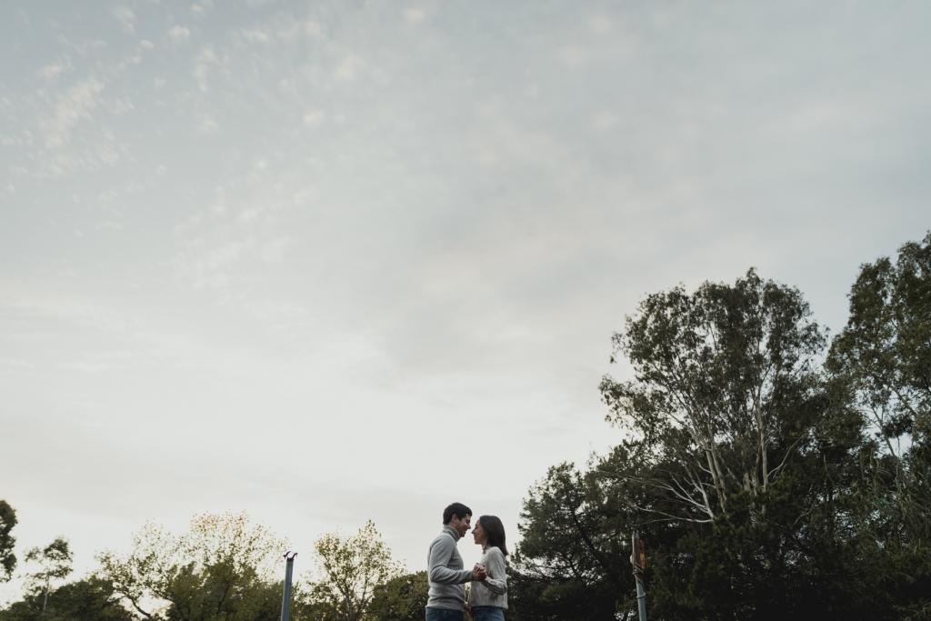 Foto di fidanzamento