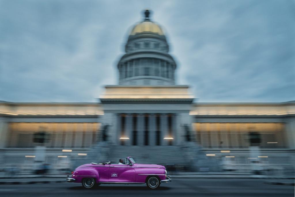 zaino per Cuba