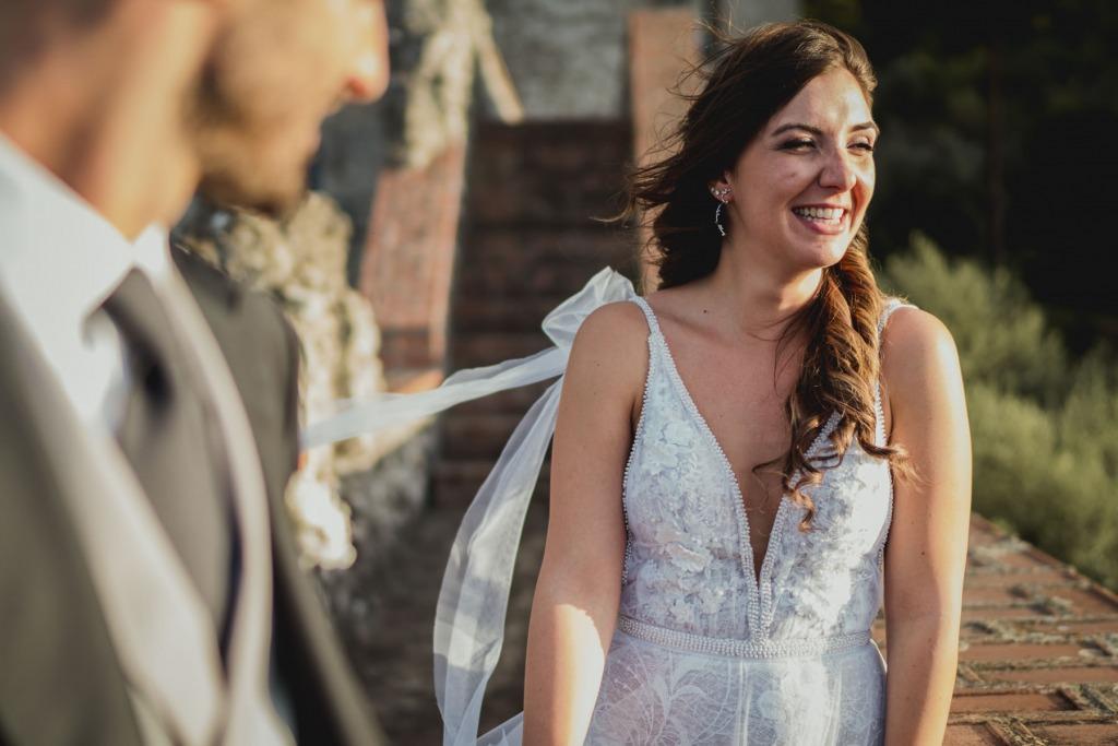 Wedding in Catello Medioevale