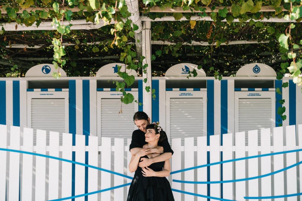 Engagement in Positano 59