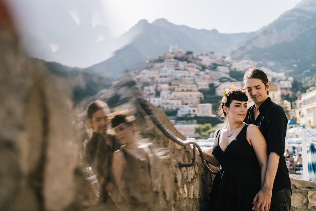 Engagement in Positano 57